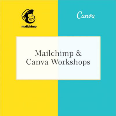Design and GoLive Website Mailchimp and Canva Workshop