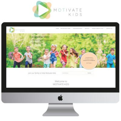 Motivate Kids Designed by Design and Go Live