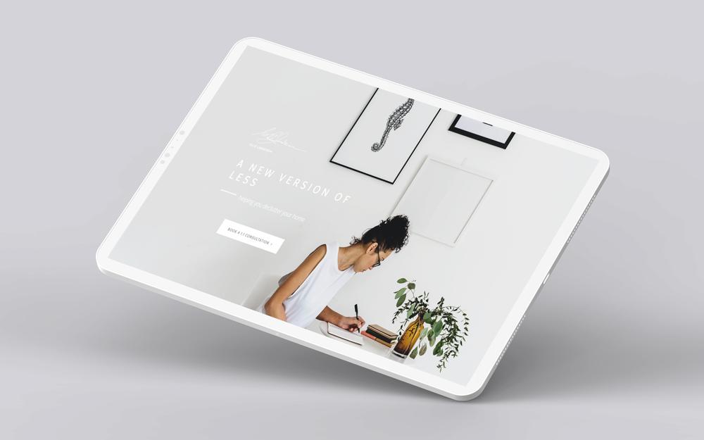 Design-and-Go-Live-iPad-Website-Example